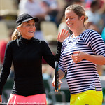 Tracy Austin, Kim Clijsters