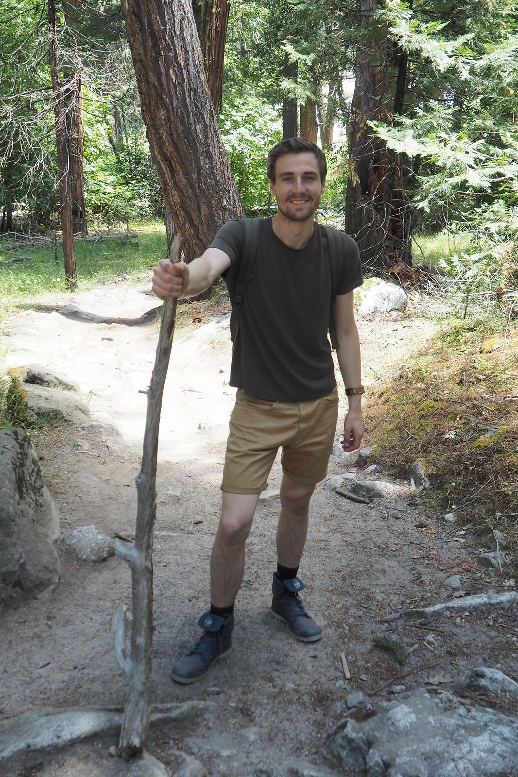 Charlie Yosemite