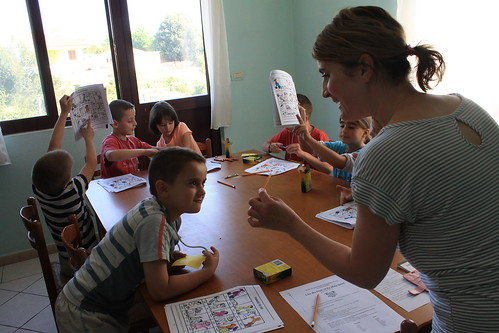 OCMC News - Three Days with the Kids at the Home of Hope in Albania