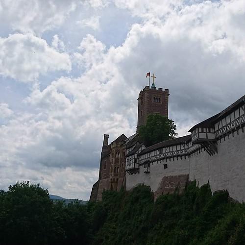 Wartburg #deutschland #germany #deutschland_greatshot