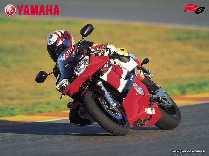 Yamaha YZF-R6 600 2002 - 10