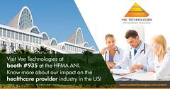 Vee Technologies at HFMA ANI Conference - 2017