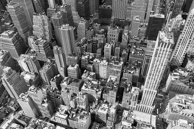 Midtown Manhattan - New York, USA