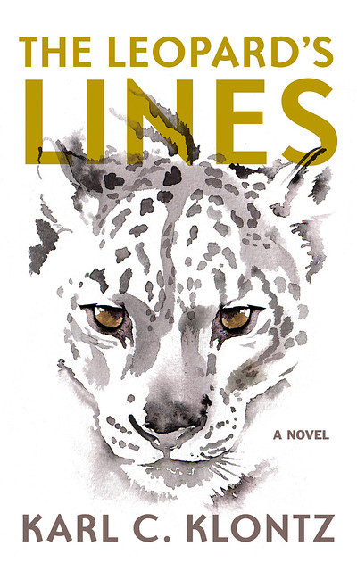 The Leopard's Lines cover
