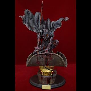 《烙印勇士》「狂戰士」觸手船2017【創業20周年記念版】『狂戦士』 触手船2017 アルミコーティング・ゴールドVer「期間限定受注」