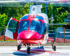 REVVING UP THE AgustaWestland A109