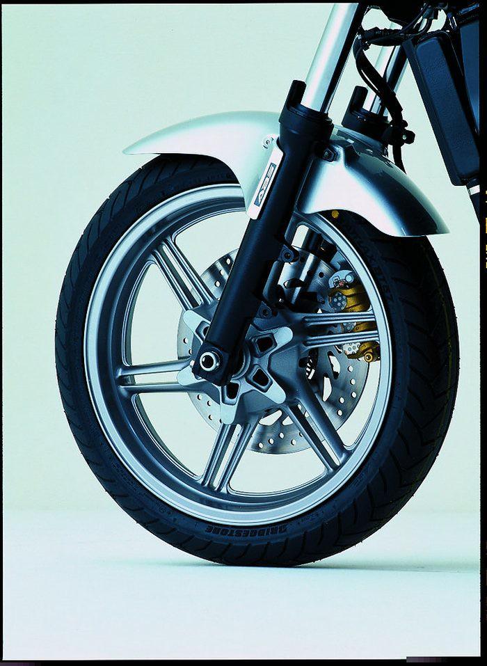 Honda CBF 500 2004 - 6