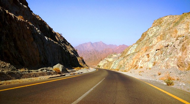 Road to Masafi (2)