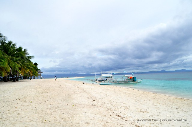 Beach at Kalanggaman Island Leyte