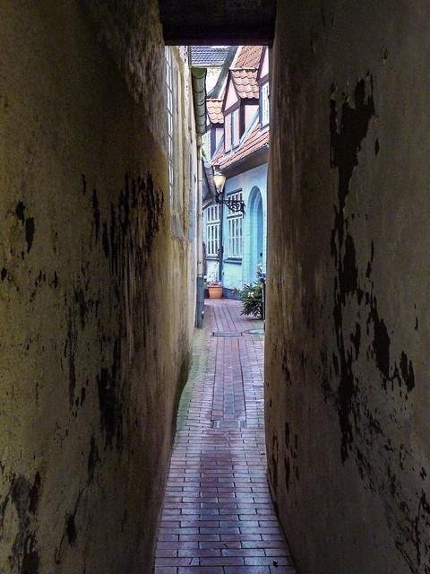 Lübeck Alley, Panasonic DMC-TZ5