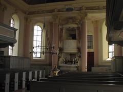 Schlosskirche Innenraum
