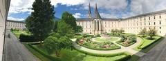 Rosarium - Panorama - Stift Admont