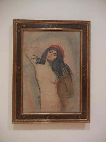 DSCN9135 _ Madonna, ca. 1895-97, Edvard Munch, SFMOMA