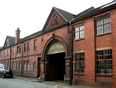 [51689] Stoke-on-Trent : Burslem - Middleport Pottery
