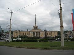 Петрозаводск вокзал