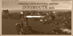 Innsmouth Postcard 2017