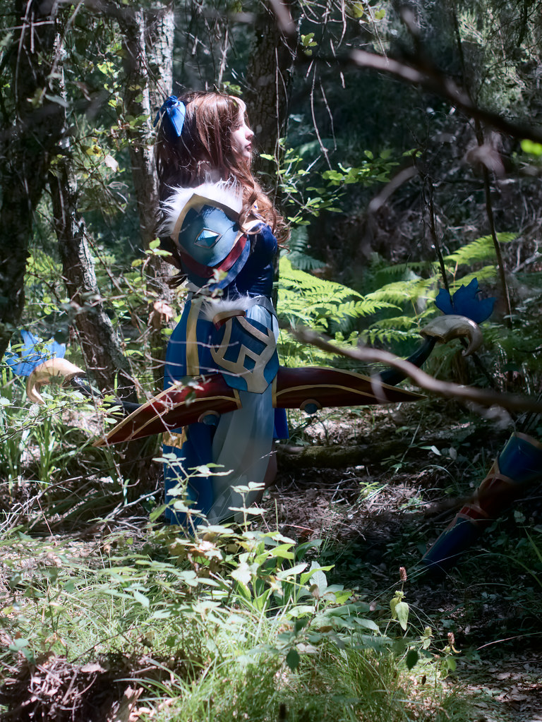 related image - Shooting Mirana - Dota 2 - Vallon des Escarcets - 2017-06-17- P2100501