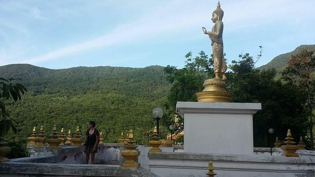 Chinese Temple - Koh Phangan