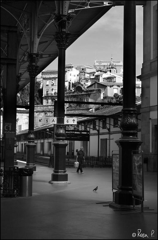 Portugal - Porto - Sao Bento Station