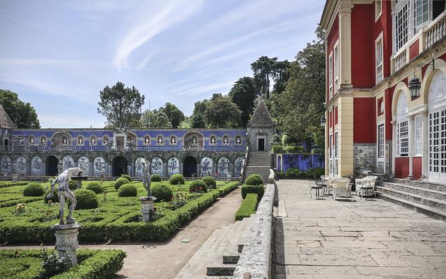 Palácio dos Marqueses da Fronteira, Lisbon