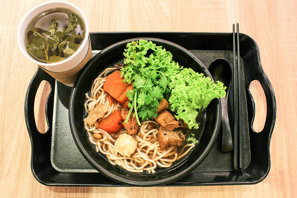 Paya Lebar Food: Greendot