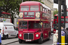 AEC Routemaster - WLT 324 - RM324 - Stagecoach - 15 Tower Hill - London 2017 - Steven Gray - IMG_0211