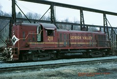 LV 211 RS3 Allentown, PA. 03-18-1977