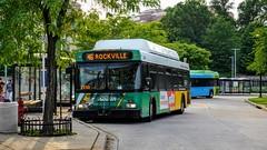 Montgomery County Transit Ride On 2005 New Flyer C40LF #5830