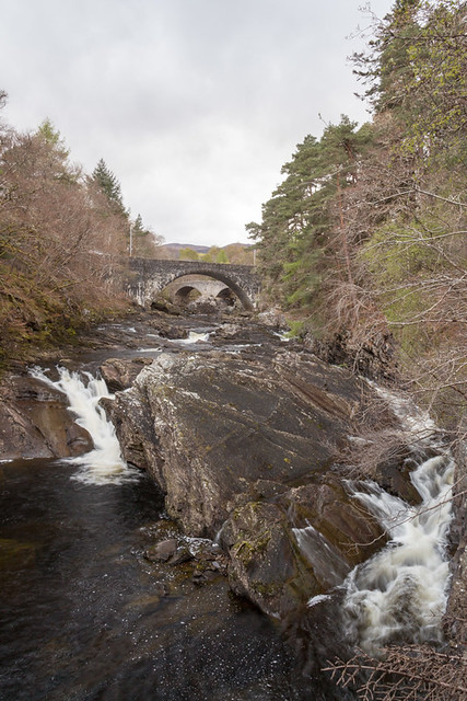 falls in Invermoriston