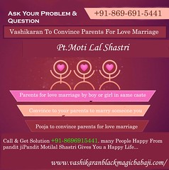 How to Convince Your Parents for Inter Caste Marriage +91-8696915441