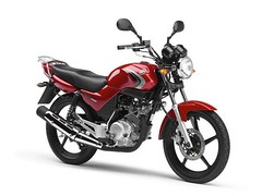 Yamaha YBR 125 2006 - 21
