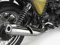 Moto-Guzzi V7 750 Cafe Classic 2010 - 15