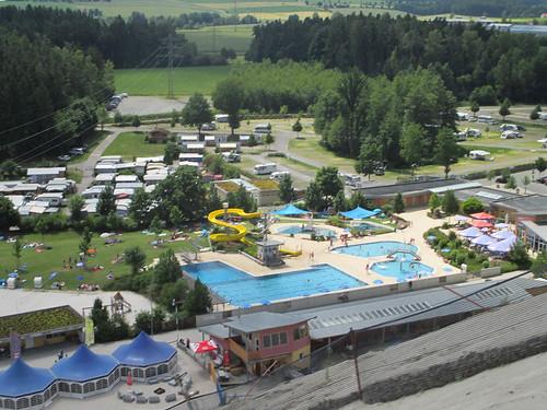 Freizeitpark mit Freibad in Hirschau