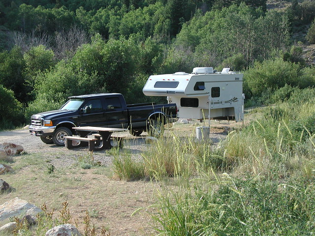 Silver City Campground