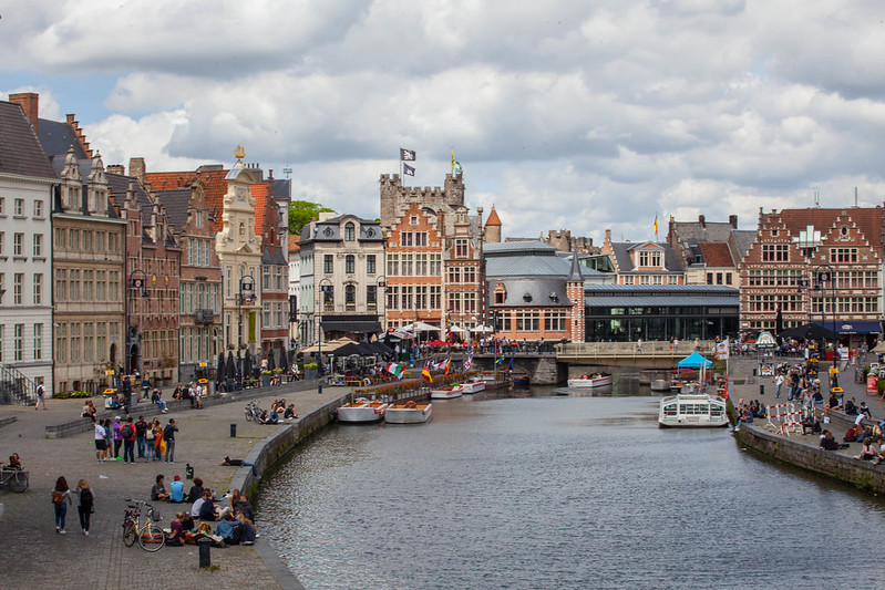 ghent, Travel Plans for Truly Relaxing Vacations