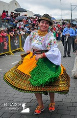 #DesfileDeLasRosas #Cayambe #IntiRaymi #FiestasDelSol (14)