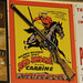 Red Ryder Carbine advertising sign, Texas
