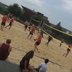 Beachvolleyball Turnier 2017