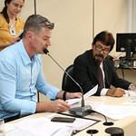ter, 13/06/2017 - 13:56 - Da esquerda para direita: Vereador Juliano Lopes e vereador Eduardo da Ambulância Local: Plenário Helvécio Arantes Data: 13-06-2017Foto: Abraão Bruck - CMBH