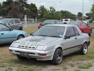 1983 Nissan Pulsar EXA Turbo