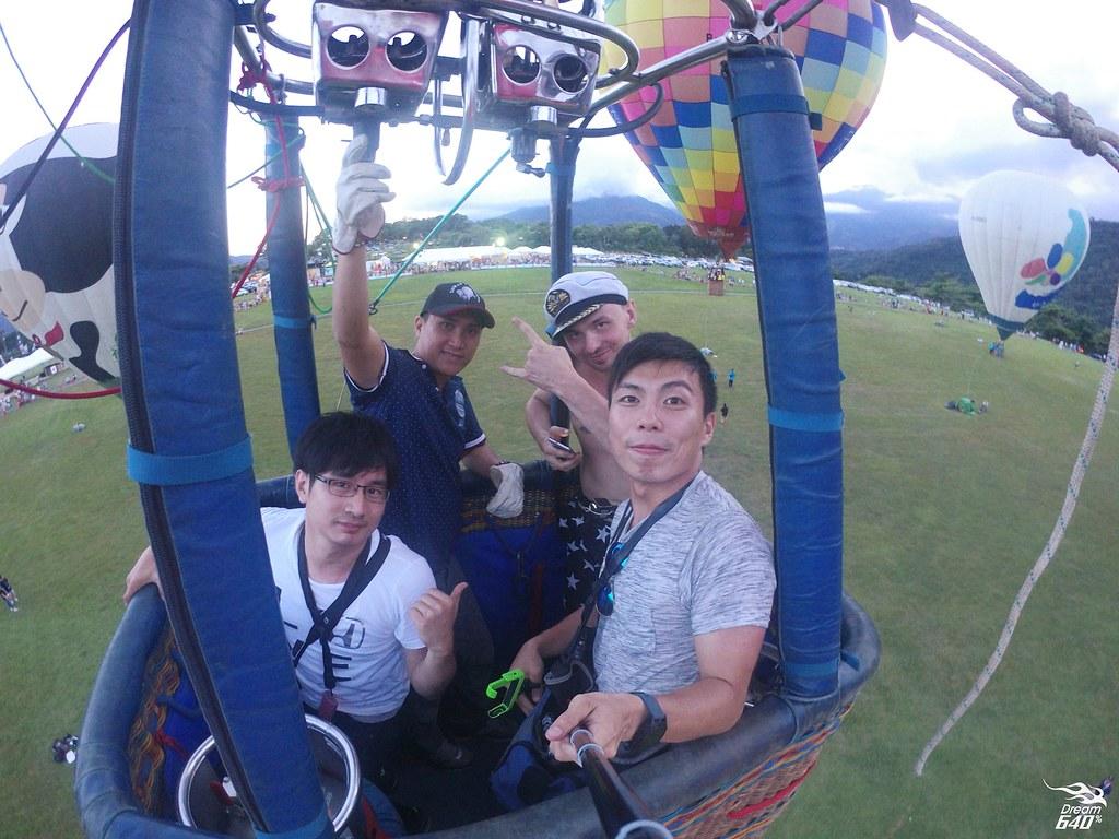 台東鹿野高台熱氣球-34