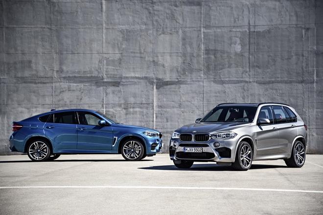 [新聞照片一] 限量20台! 全新配備升級BMW X5 M、BMW X6 M