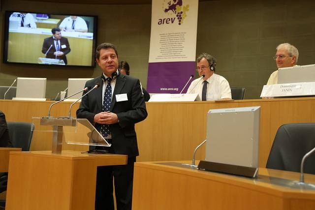 Asamblea de Regiones Europeas Vitivinícolas (AREV)