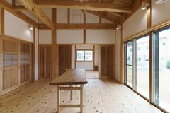 茨城県水戸市の家