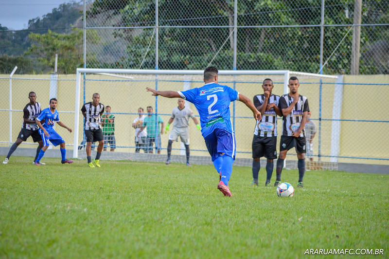 FINAL 1˚ TURNO - Araruama 1 x 2 Mesquita