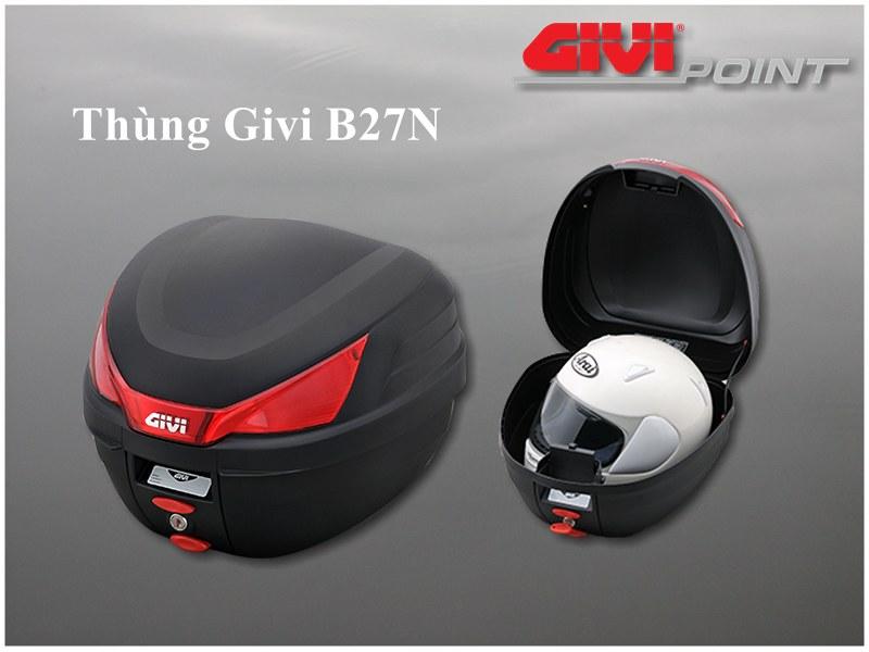 Thung xe Givi - 6