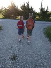 Wating: Last Bus Ride of the School Year