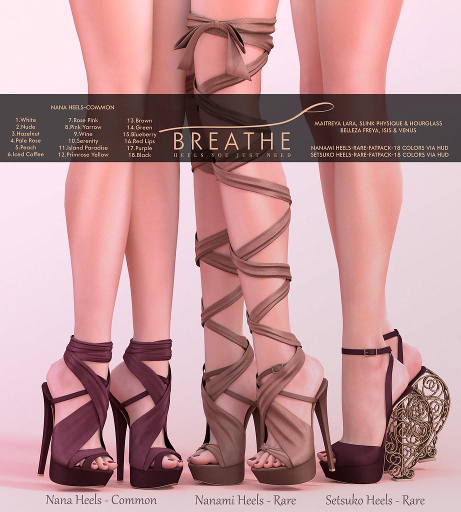 [BREATHE]-Nana,Nanami & Setsuko_ - SecondLifeHub.com