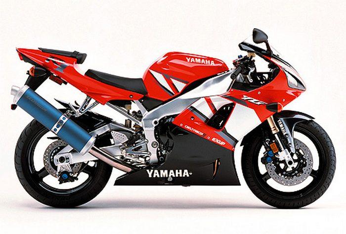 Yamaha YZF-R1 1000 2000 - 18