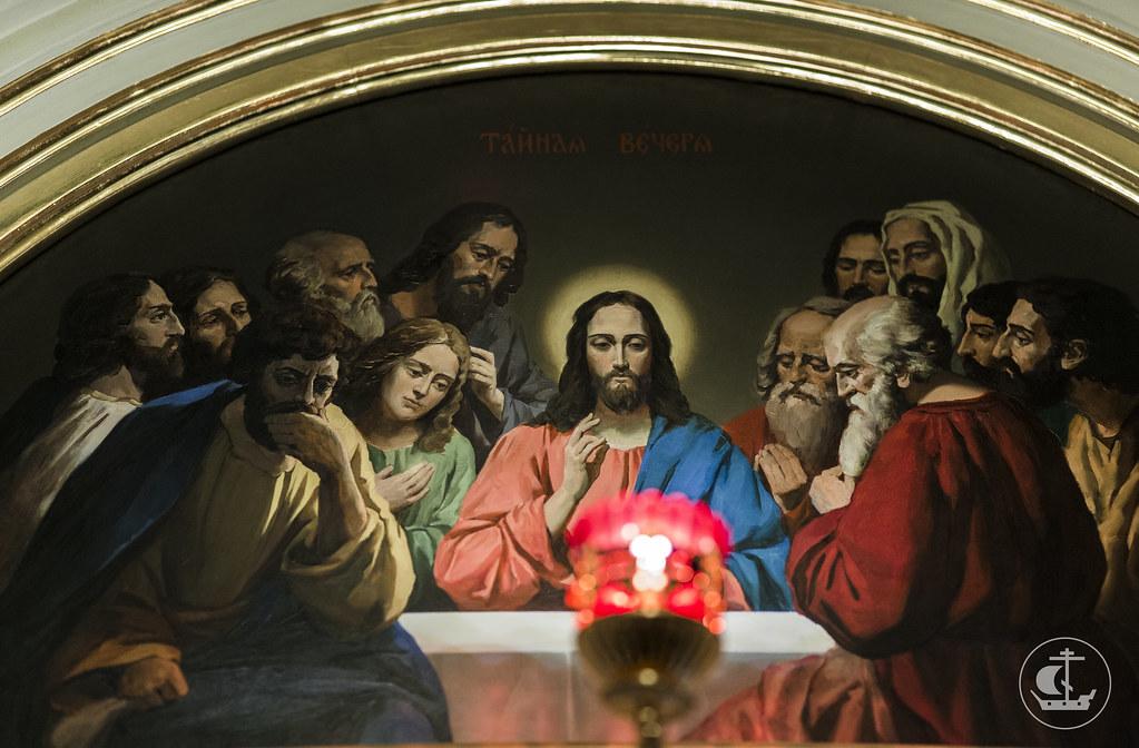 27 июня 2017, Литургия в храме особняка Юсуповых / 27 June 2017, Liturgy in the church of the Yusupov Palace